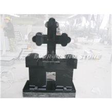 Cross Monument, Granite Tombstone