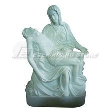 Granite Pieta Statue, Pieta Carvings