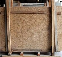 Natural Vietnam Rust Granite Slab(Low Price)Cur to Size Granite Designs for Interior Deocration, Natural Building Stone Use for Toilet, Custom Design Factory,Vietnamese Gold,Quy Nhon Yellow