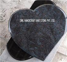 Vizag Blue Granite Tombstone, Monument