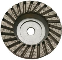 TURBO 100 mm -diamond Grinding Wheel