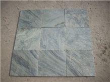Green Quartzite Tile Roofling