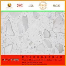 Sanming White Marble Artificial Stone