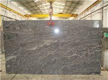 Silver Waves Granite Slabs