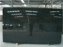 Angola Black Granite Slab