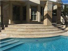Swimming Yellow Sandstones