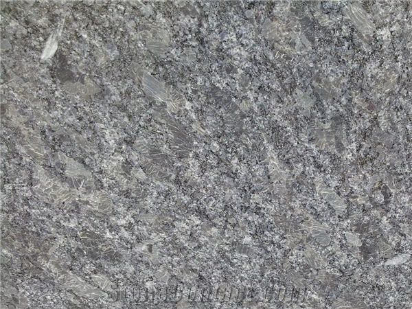 Steel Grey Granite Slabs India Grey Granite 228054