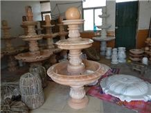 Marble Fountian