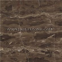 China Coffee Marble Slabs, China Coffee Marble Til
