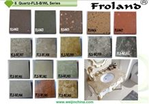 Quartz Surface for Countertops Use