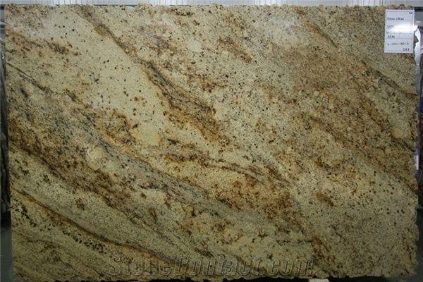 Siena Cream Granite Slabs Siena Beige Granite Slabs From