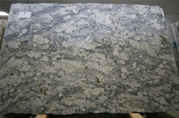 White Ice Granite Slabs From United States Stonecontact Com