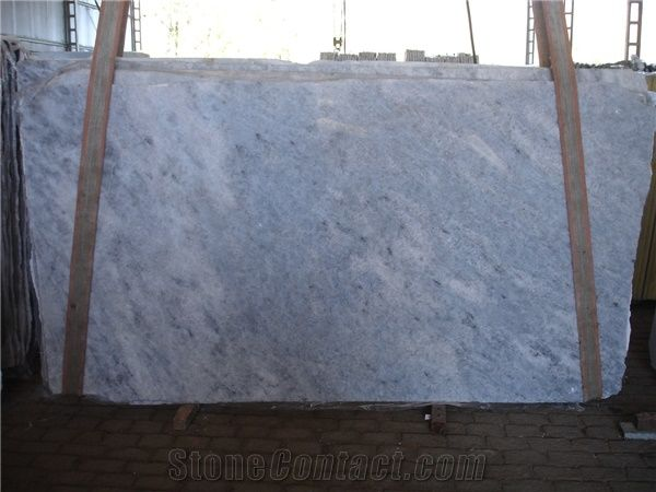 Crystal Tropical Blue Marble Slabs From Brazil