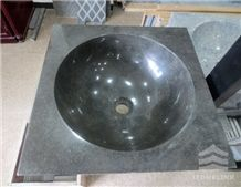 Black Basalt Sink, Countertop Acessarry, Basin