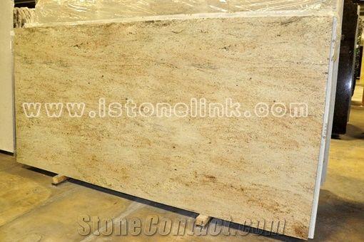 Ivory Cream Granite Granite Slab From China