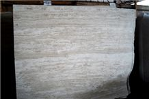 Turkey Travertine Slab, Turkey Grey Travertine