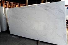 Venus White Marble Slab