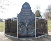 Columbaria, American Black Granite Mausoleum, Columbarium