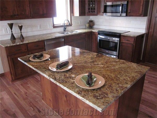 Capella Granite Countertop Giallo Capella Yellow Granite