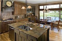 Granite Persian Brown Countertop, Persa Brown Granite Countertop