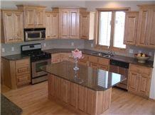 Tropic Brown Granite Countertop, Tropical Brown Granite Countertop