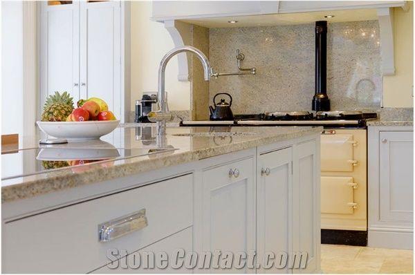 Sensa Australia Granite Countertop Sensa White Granite