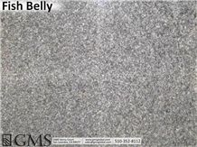 Fish Belly Granite Tiles, India Grey Granite