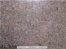 Fox Brown Granite Tiles