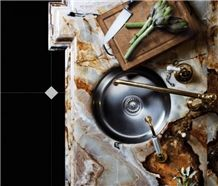 Onice Wonder Onyx Kitchen Countertop