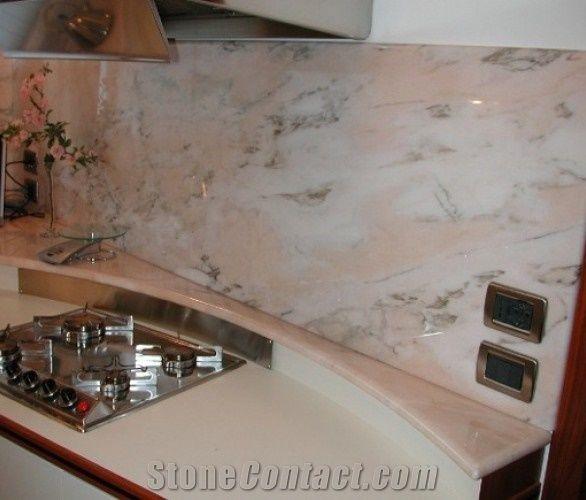 Rosa Candoglia Marble Kitchen Countertop Rosa Candoglia