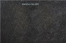 Angola Silver Granite Tiles, Slabs