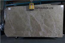 Emperador Light Marble Slabs, Spain Brown Marble