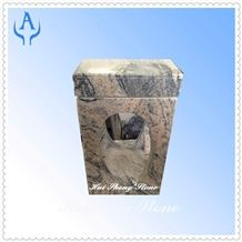 Granite Monument Lamp