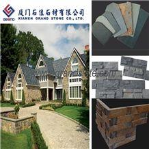 Black Slate Roofing Tiles, Stone Roof Tiles