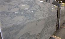 Damasco White Marble Slabs
