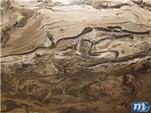 Frappuccino Marble Slabs, India Brown Marble