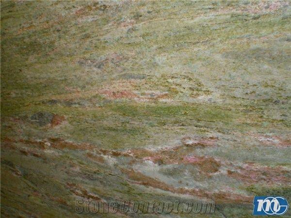 Waterfall Green Granite From Italy Stonecontact Com