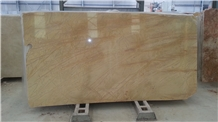 Amarillo Triana Marble Slabs, Tiles, Yellow