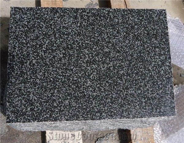 Bengal Black Granite Indian Impala Black Granite