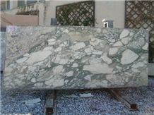 Breccia Verde Seravezza Marble Slabs, Italy Green Marble