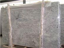 Bianco Romano Granite Slab