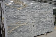 Blue Jaguar Granite Slab