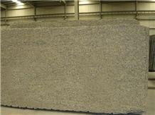 Giallo Santa Cecilia Granite Slab