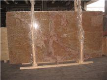 Juparana Arandis Granite Slab