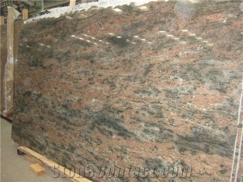 Lady Dream Granite : Lady dream granite slab from china stonecontact