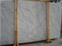 Turkish Bianco Carrara Marble Slabs