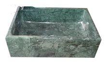 Green Marble Sinks