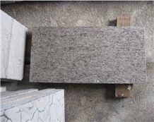 Yangtze River Septarium Limestone Tiles, China Grey Limestone