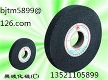 Black Silicon Carbide Abrasive Wheel