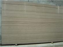 Athens Grey Marble Slabs, Wooden Vein Marble Slabs